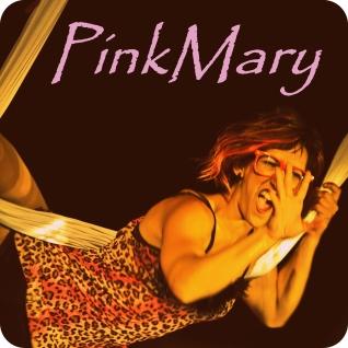 pinkmary svampita