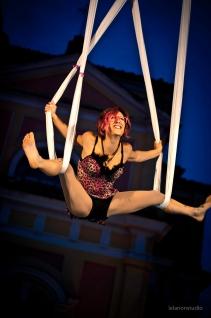 acrobatica divertente